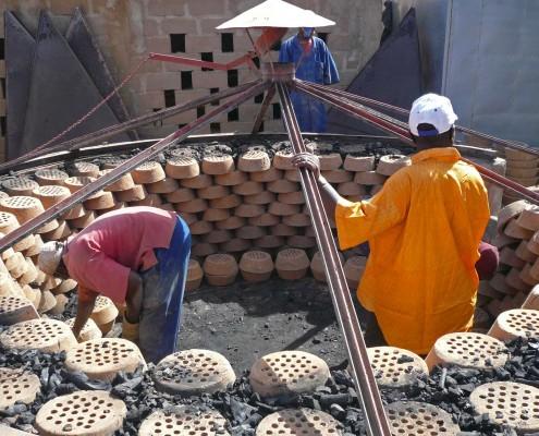Améliorer la cuisson au Mali