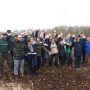 Planter des arbres avec nos clients